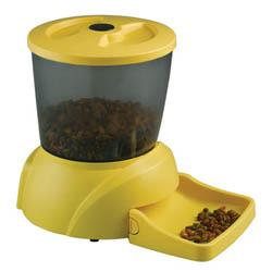 Feedex - Автокормушка для кошек и мелких пород собак на 2 кг корма.